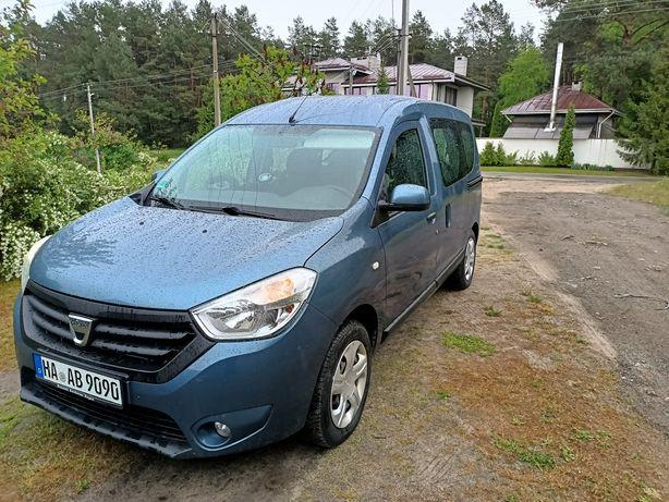 Dacia dokker ( з Німеччини)