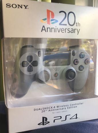 Dualshock 4 20th anniversary
