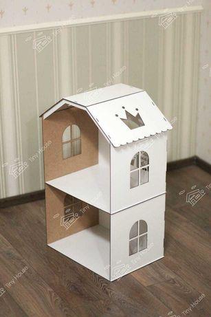 "Ляльковий будинок ""TinyHouse"" Барби ЛОЛ Кукольный домик"
