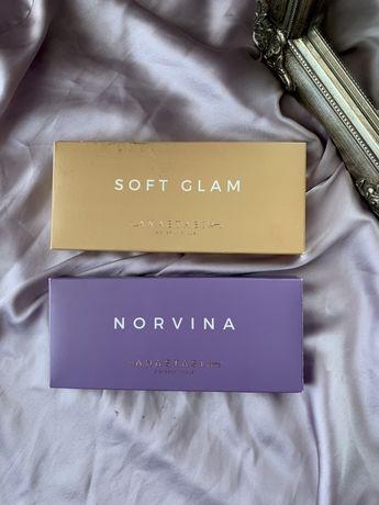 Dwie palety Anastasia Beverly Hills Soft Glam Norvina. Sephora premium
