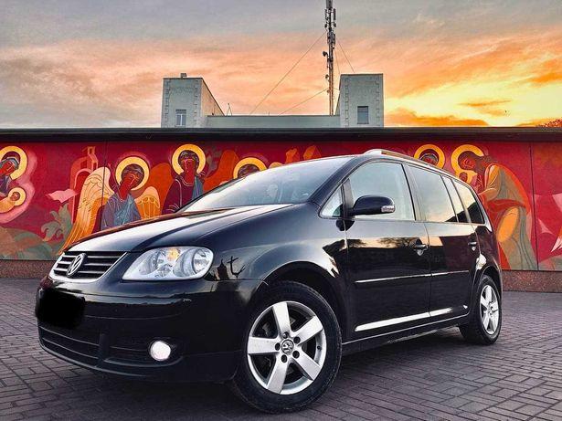 Продам Volkswagen Touran 2006! 2.0 TDI - АВТОМАТ! Круиз! Хорошее Сост!
