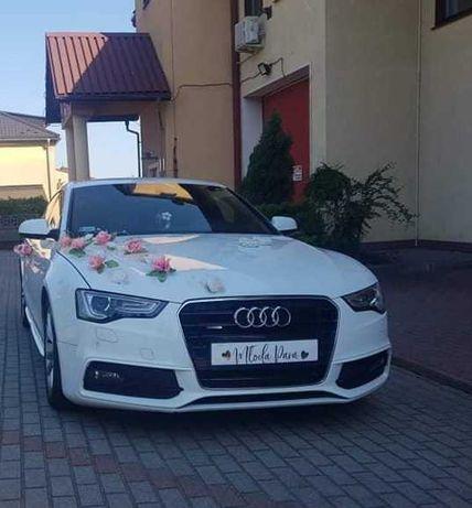 Auto do ślubu, wynajem z kierowcą