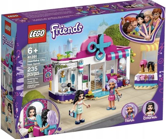 Klocki LEGO FRIENDS Salon fryzjerski *gratis wysyłka*