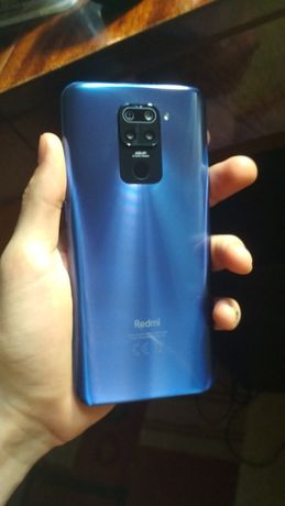 Продам Xiaomi Redmi Note 9 NFC 4/128GB Midnight Grey