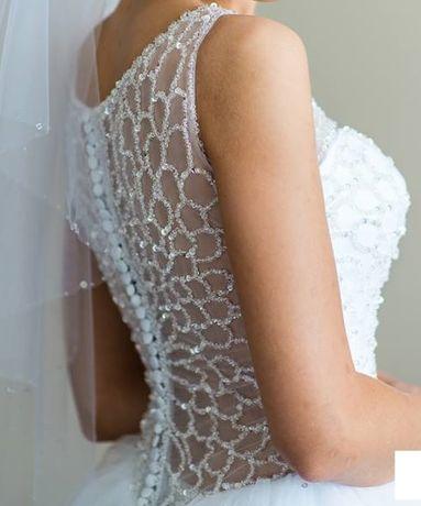 Sprzedam śliczną suknie śubną Relevance Bridal