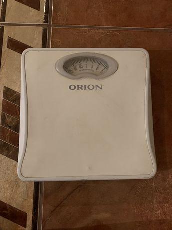 Ваги підлогові механічні Orion