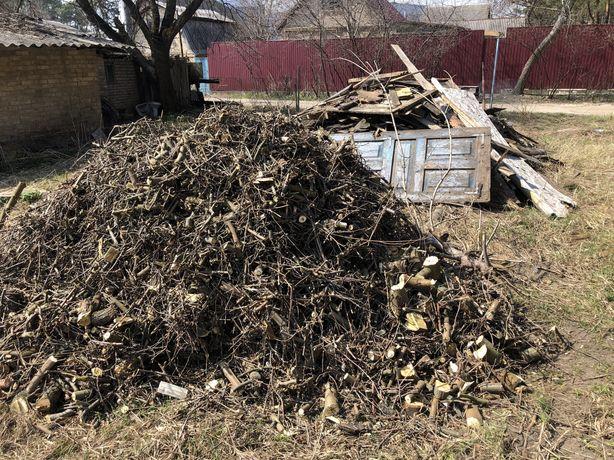 Бесплатно дрова для шашлика фруктовые деревья