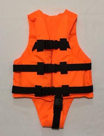 Детский спасательный страховочный жилет 10-30 кг