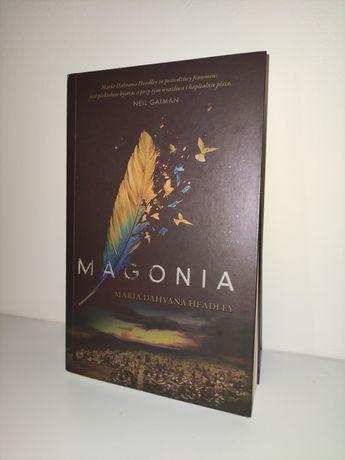 """""""Magonia"""" Maria D. Headley"""
