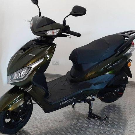 Скутер Фада М-9 150см3