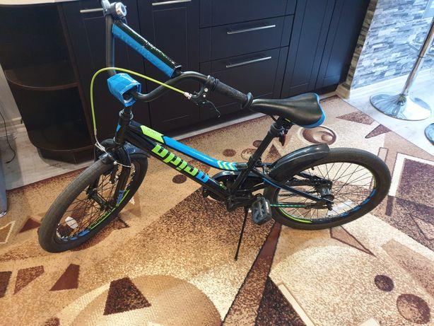 """Дитячий велосипед Pride Jack 20"""" + ПОДАРУНОК бокові підтримуючі колеса"""