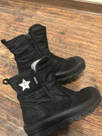Śniegowce Superfit goretex buty zimowe, ociep r25 16,5cm wodoodpor