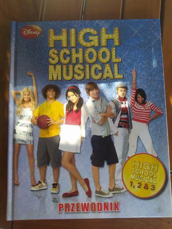 High school musical przewodnik kulisy powstawania filmu EGMONT