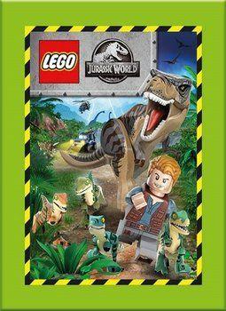 Lego Jurassic World Dinozaury