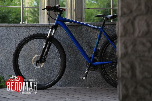 Горный велосипед Nishiki Bombardier 27.5. Trek Bianchi KTM Ghost Cube