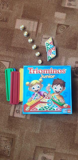 Gra Triominos Junior