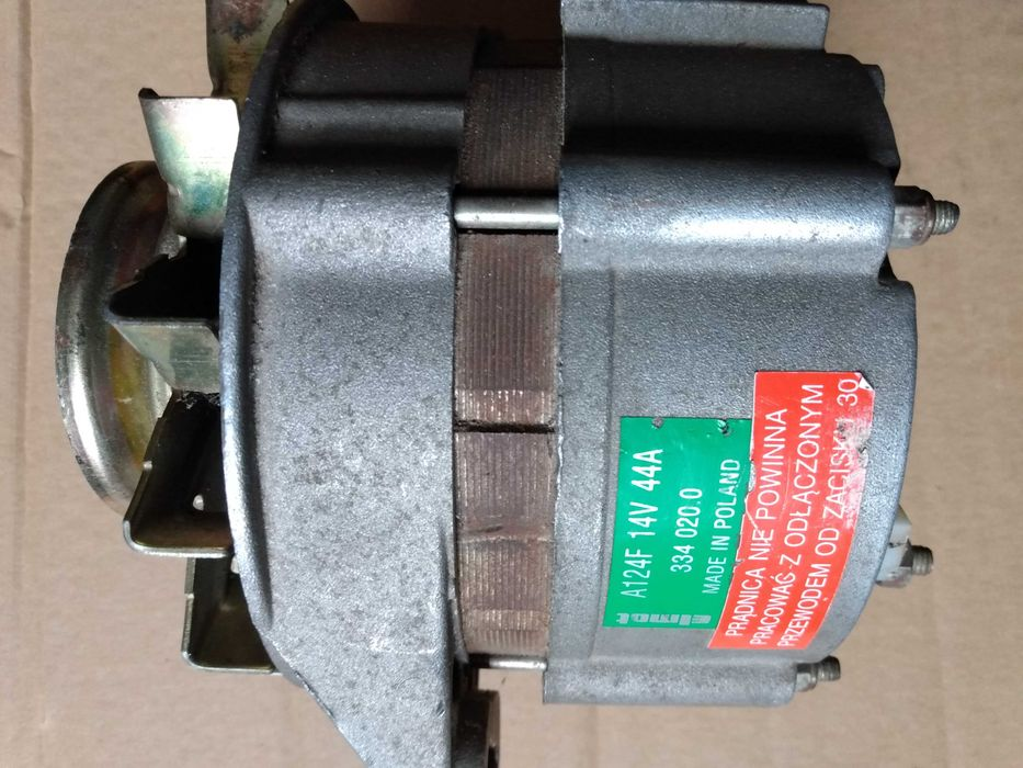 Alternator Elmot A124F Grabowo - image 1