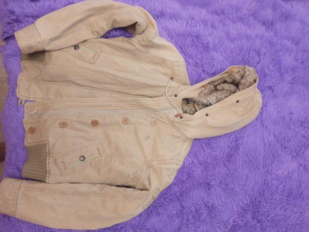Пальто и куртки женские и мужская куртка