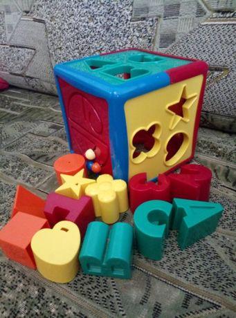 Сортер, умный куб
