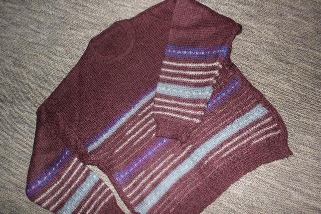 Шерстяной свитер/джемпер