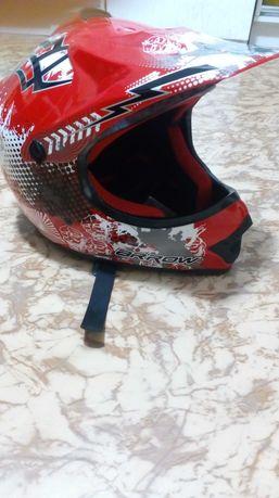 Шолом шлем кроссовий .