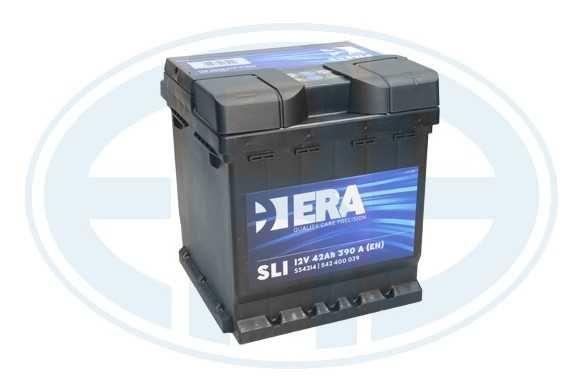 NOWY Akumulator 42AH 390A P+ 175X175X190 ERA