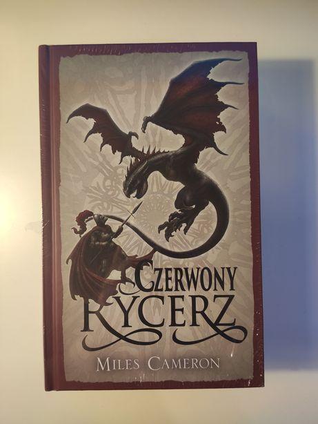 Nowa książka Czerwony rycerz Miles Cameron