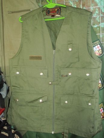Kamizelka Wędkarska CAMPRI Fishing Vest r.XL