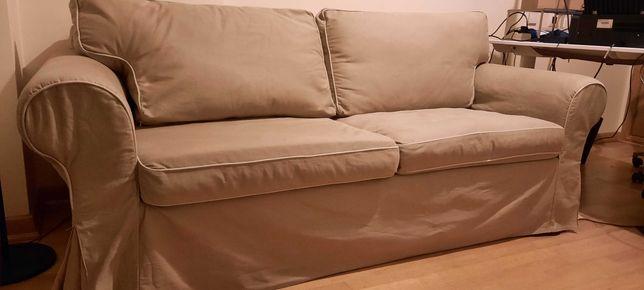 RESERVADO - Sofa cama do Ikea Ektorp - 3 lugares