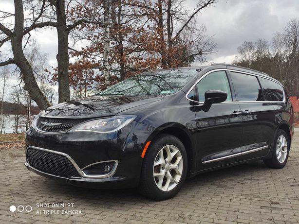 Chrysler pacyfica w całości Dvd zadbany opłacony