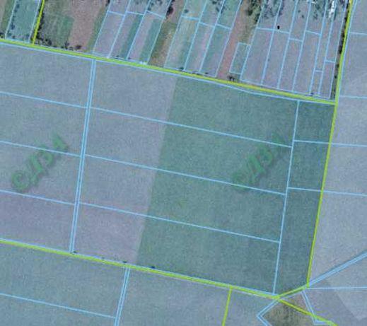 Продам земельний пай 6,61 га