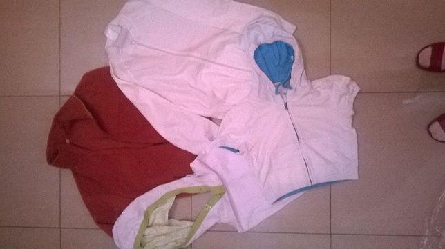 Mega Paka bluzy rozmiar XS / S TANIO