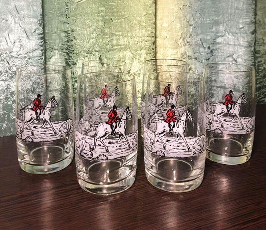 Набор стаканов Богемия 6 шт.