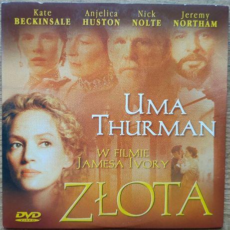 Złota Uma Thurman James Ivory
