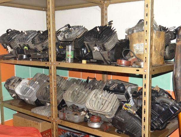 Motores para Motorizadas Nacionais (Sachs & Minarelli)