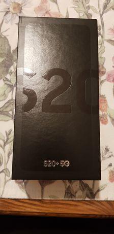Nowy, zaplombowany Samsung S20 PLUS