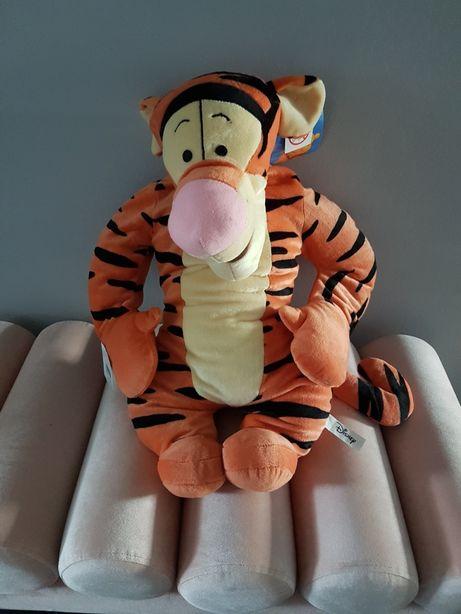 nowa maskotka pluszak oryginalna disney tygrysek duzy 70cm