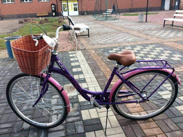 Велосипед на планитаке