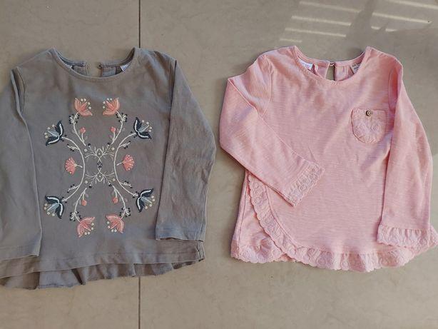Zara bluzeczki 86-92