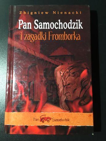 Książka Pan Samochodzik i zagadki Fromborka