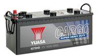 Akumulator YUASA 627SHD CARGO 143Ah 900A L+