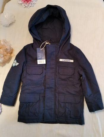 Курточка Парка Лупілу 86 розмір