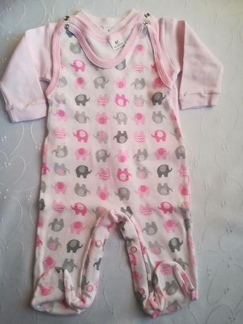 Komplet niemowlęcy r. 62