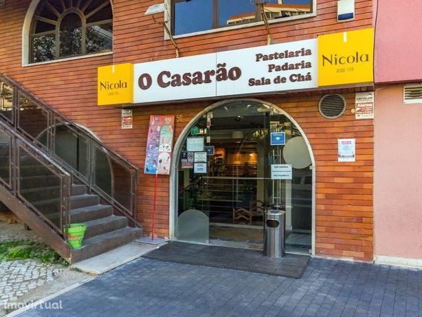 Pastelaria para Venda em Queluz de Baixo