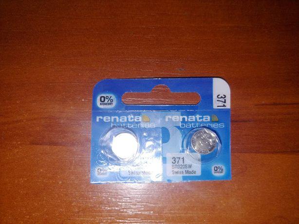 Батарейка Renata 371 SR920SW