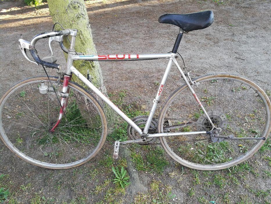 Rower szosowy Scott Kolarzówka