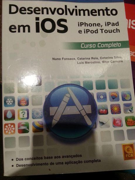 Livros de informática e programação Android