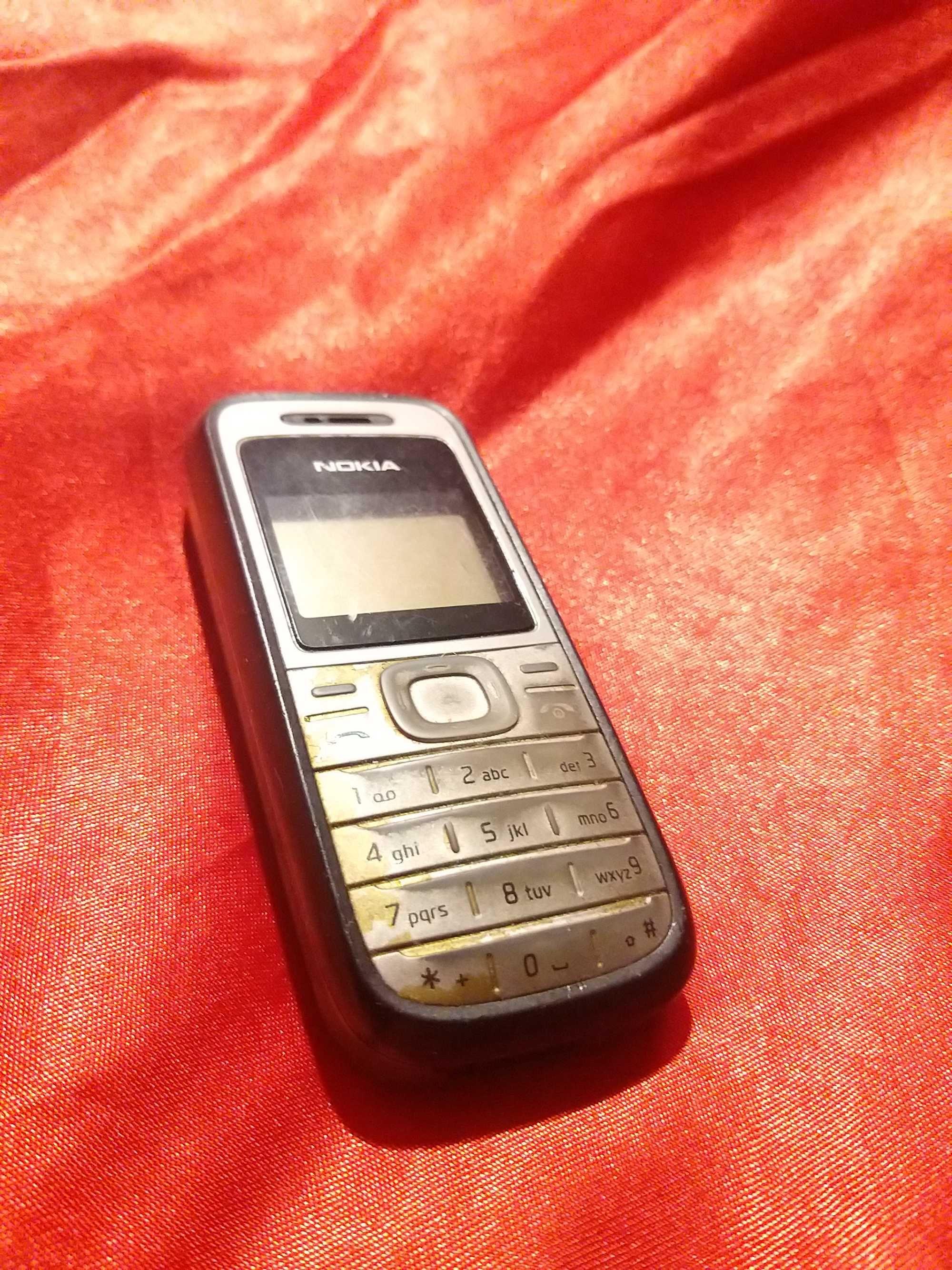 Telefon Nokia 1208 Używany Sprawny Mega Wytrzymały