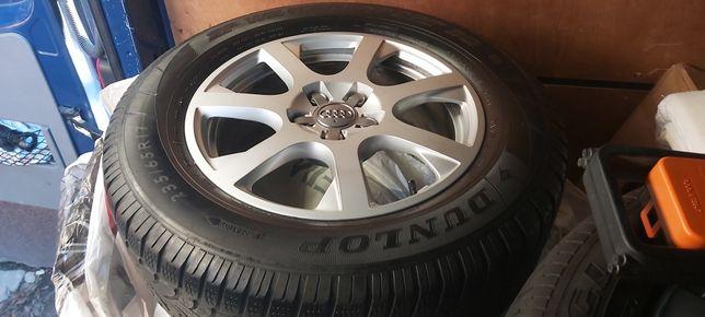 Felgi 17cali do Audi Q5  Zimowe opony