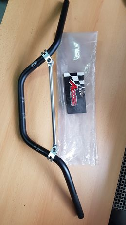 Kierownica accel z poprzeczką wysoka fi 22,2mm
